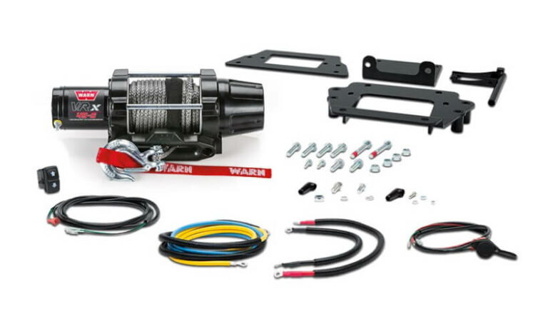 Kawasaki-KRX-1000- WARN-VRX-45-S-POWERSPORT-WINCH-KIT